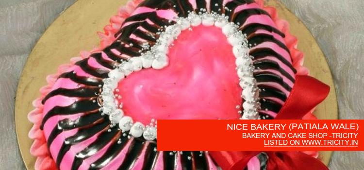 NICE BAKERY (PATIALA WALE)