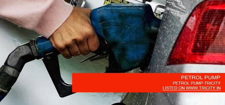 Hindustan Petroleum Petrol Pump
