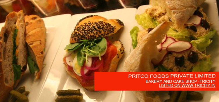 PRITCO FOODS PRIVATE LIMITED