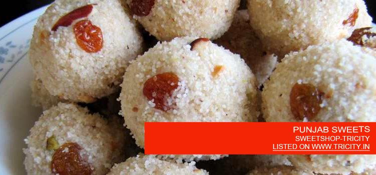 Kesri Sweets