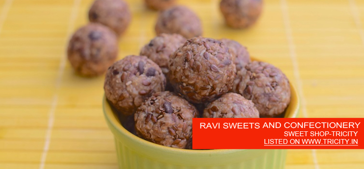 RAVI SWEETS AND CONFECTIONERY