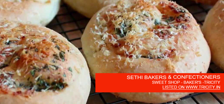 SETHI BAKERS & CONFECTIONERS