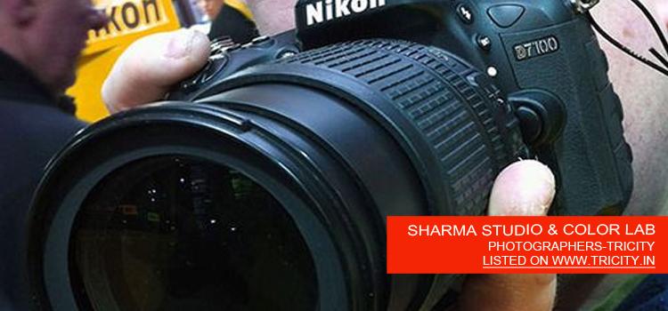 SHARMA STUDIO & COLOR LAB