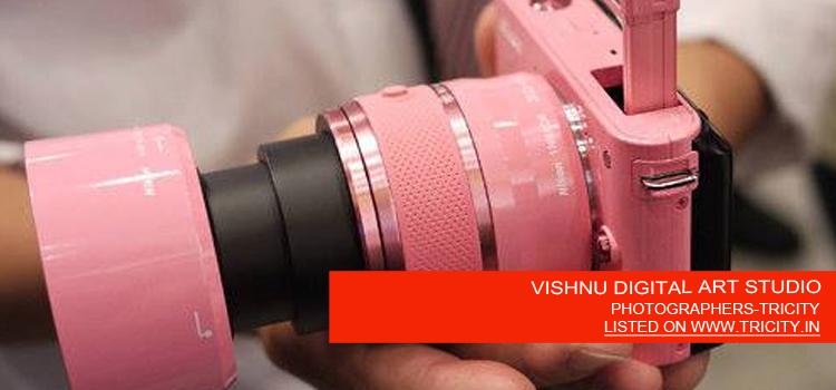VISHNU DIGITAL ART STUDIO