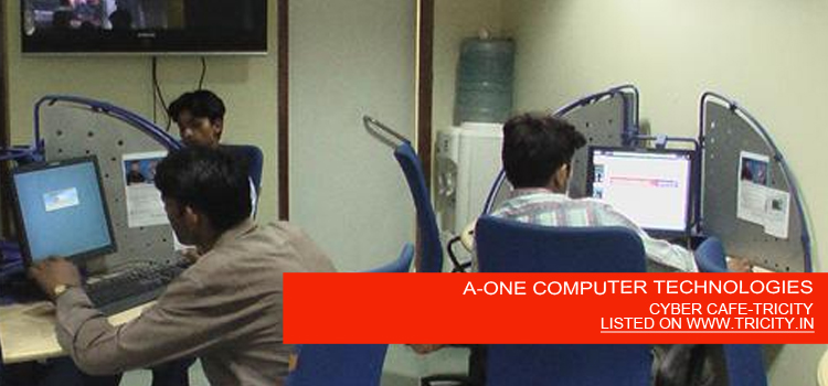 A-ONE COMPUTER TECHNOLOGIES