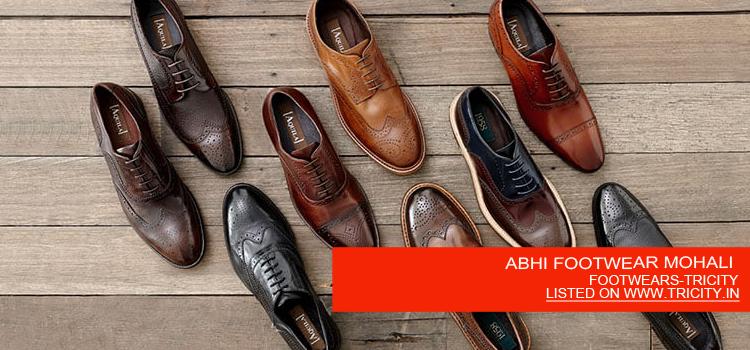 ABHI FOOTWEAR MOHALI