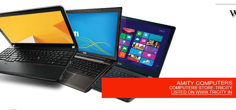 AMITY COMPUTERS