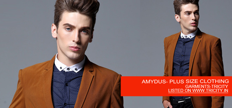 AMYDUS- PLUS SIZE CLOTHING