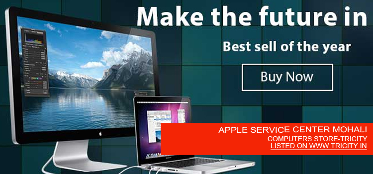 APPLE SERVICE CENTER MOHALI
