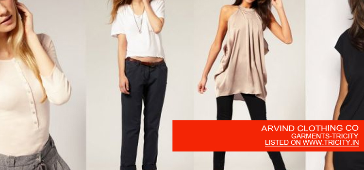 ARVIND CLOTHING CO
