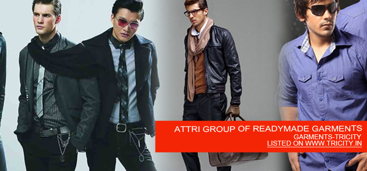 ATTRI GROUP OF READYMADE GARMENTS