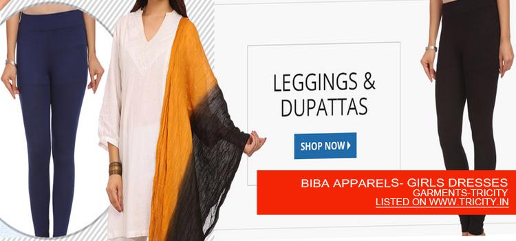 BIBA APPARELS- GIRLS DRESSES