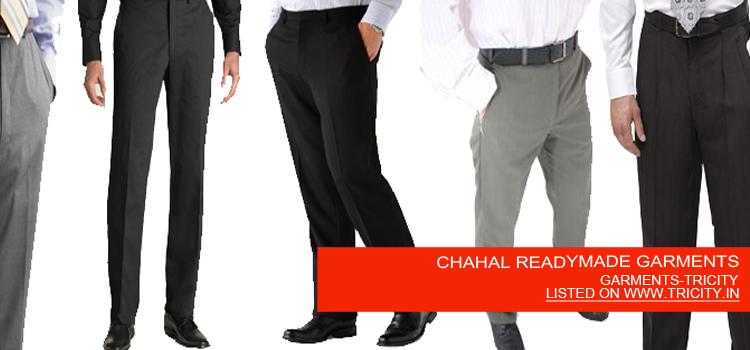 CHAHAL READYMADE GARMENTS
