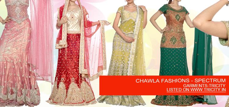 CHAWLA FASHIONS - SPECTRUM