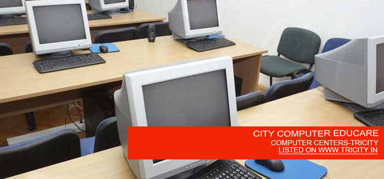 CITY COMPUTER EDUCARE