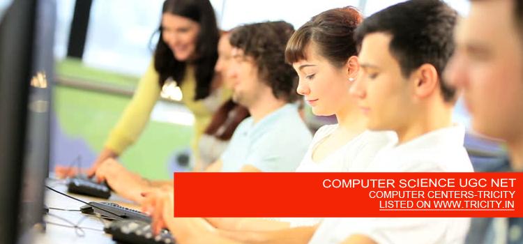 COMPUTER SCIENCE UGC NET