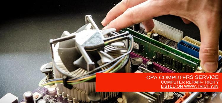 CPA COMPUTERS SERVICE