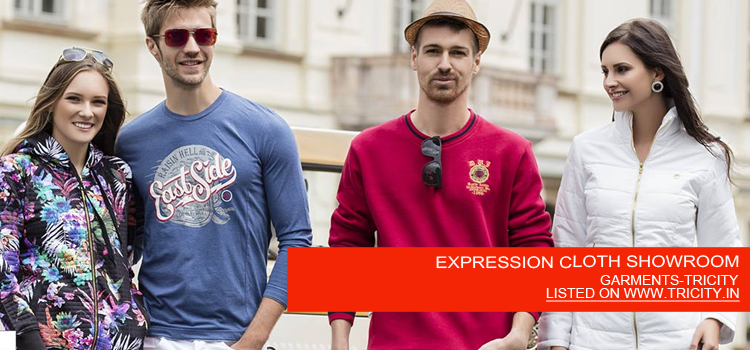 EXPRESSION CLOTH SHOWROOM