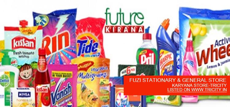 FUZI STATIONARY & GENERAL STORE