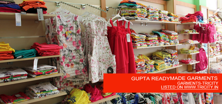 GUPTA READYMADE GARMENTS