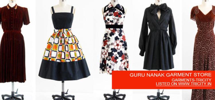 GURU NANAK GARMENT STORE