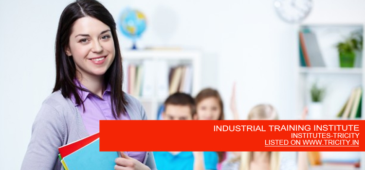 INDUSTRIAL-TRAINING-INSTITUTE