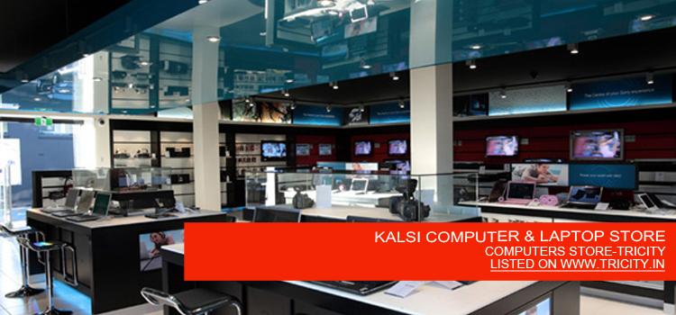 KALSI COMPUTER & LAPTOP STORE