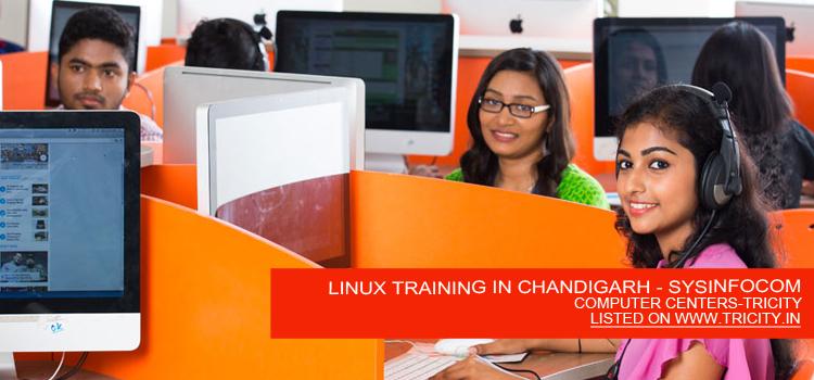 LINUX TRAINING IN CHANDIGARH - SYSINFOCOM