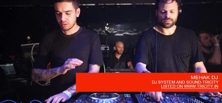 MEHAK DJ