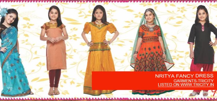 NRITYA FANCY DRESS