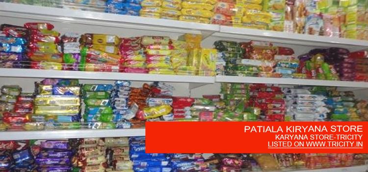 PATIALA KIRYANA STORE