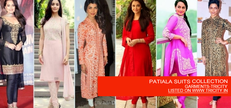 PATIALA SUITS COLLECTION