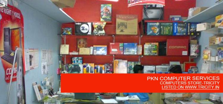 PKN COMPUTER SERVICES