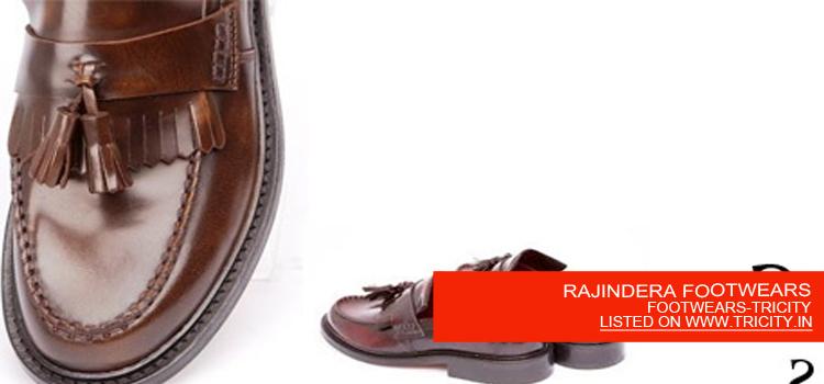 RAJINDERA FOOTWEARS