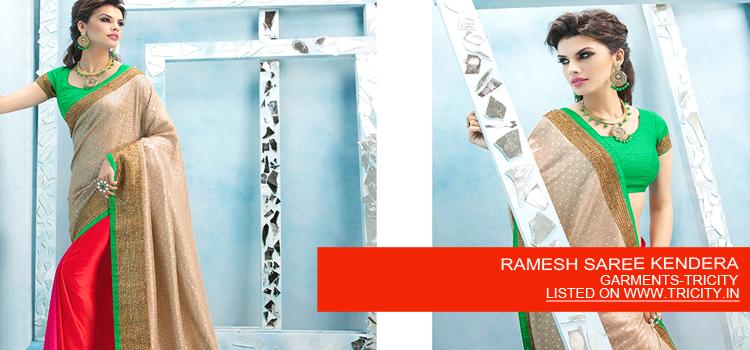 RAMESH SAREE KENDERA