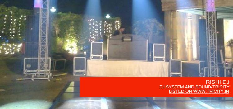 RISHI DJ