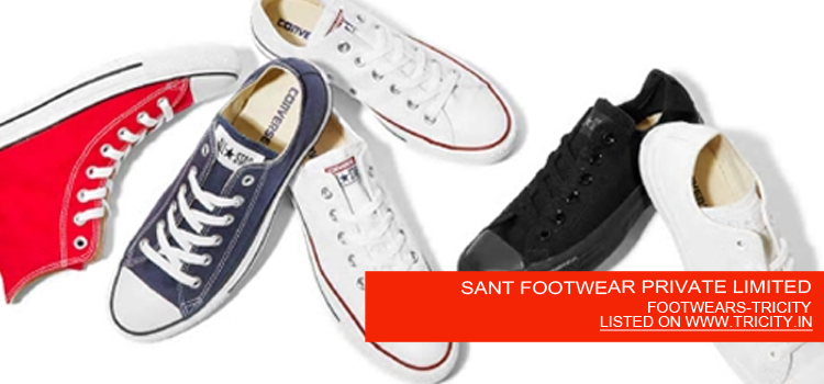 SANT FOOTWEAR PRIVATE LIMITED