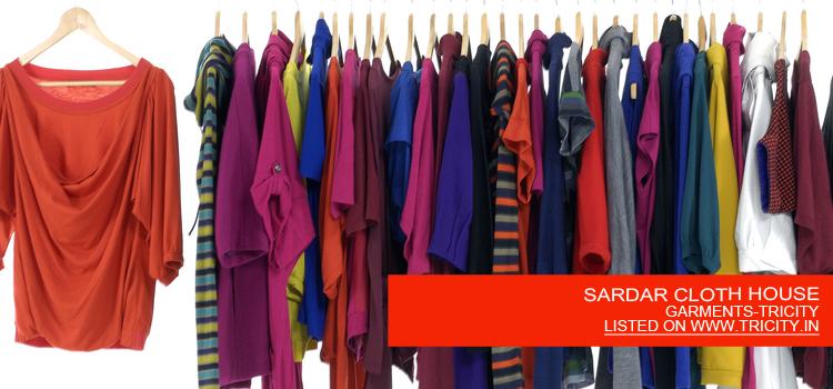 SARDAR CLOTH HOUSE