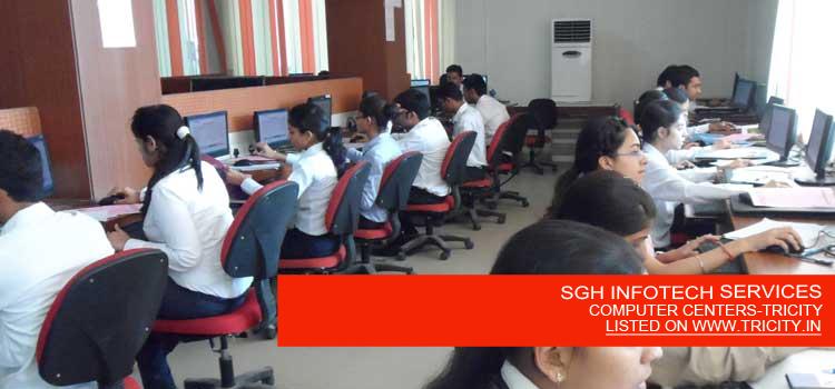 SGH INFOTECH SERVICES