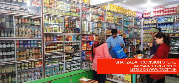 SHAHZADA PROVISION STORE