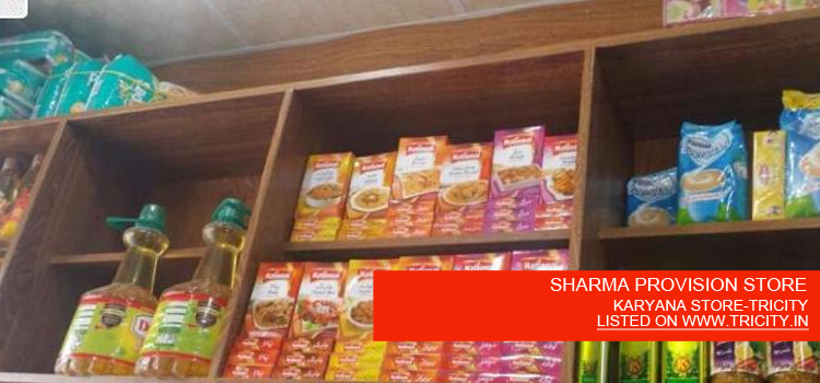 SHARMA-PROVISION-STORE