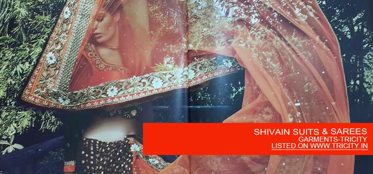 SHIVAIN SUITS & SAREES