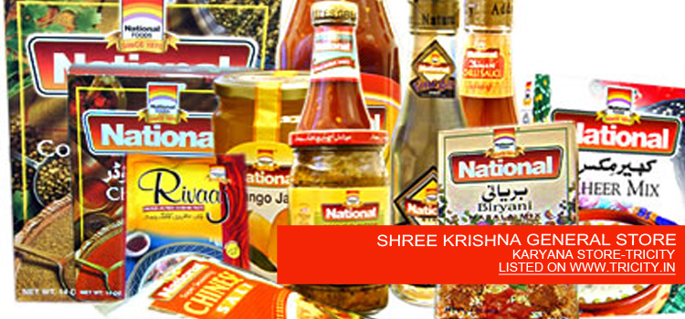 SHREE KRISHNA GENERAL STORE