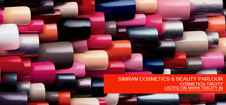 SIMRAN COSMETICS & BEAUTY PARLOUR