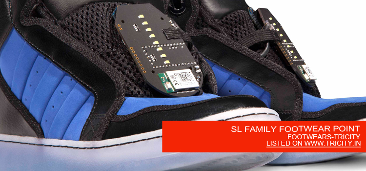 SL FAMILY FOOTWEAR POINT