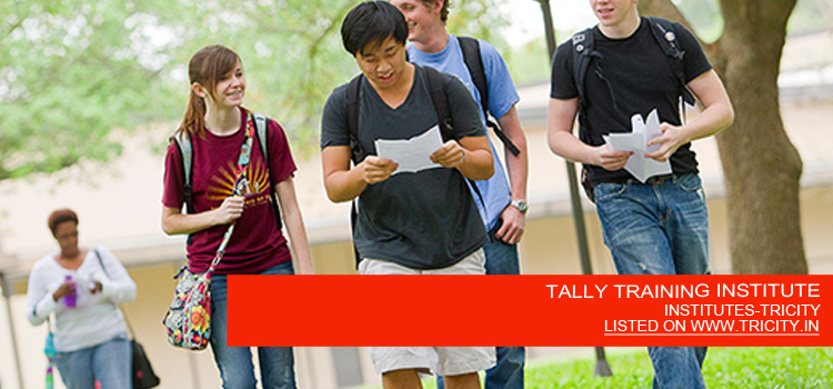 TALLY TRAINING INSTITUTE