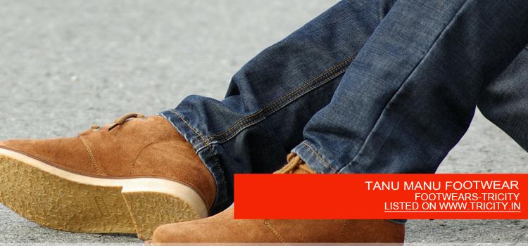 TANU MANU FOOTWEAR