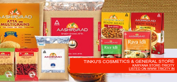 TINKU'S COSMETICS & GENERAL STORE