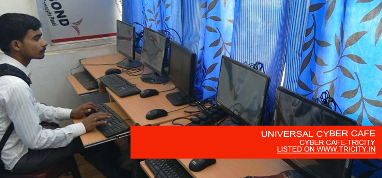 UNIVERSAL CYBER CAFE