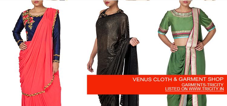 VENUS CLOTH & GARMENT SHOP